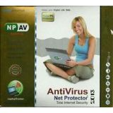 Net Protector Antivirus + Internet Security 2013 1 User 1 Year
