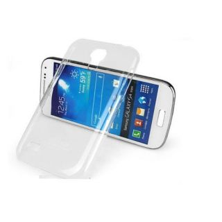 Premium Totu Ultra Thin Clear TPU Soft Case Cover For Samsung Galaxy S4 Mini I91