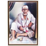 Sri Sai Photo Frame
