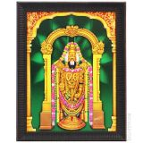 Sri Venkateshwara Photo Frame