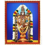 Sri Venkateswara Swamy Photo Frame