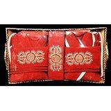 Lakshya Towel Cum Bath Gown Set Option 2