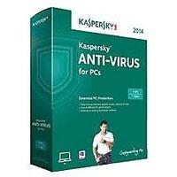 Kaspersky Anti-Virus 2014 - Three User-One year