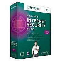 Kaspersky Internet Security 2014 - Three User