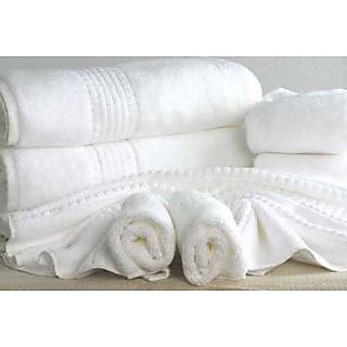 Valtellina 100% cotton set of 5 bath towel & 10 hand towel (BTL-005_HTL_010)
