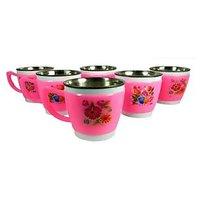 Set Of 6 Pcs. Tea/Coffee Cups