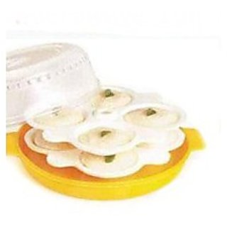 Microwave Idli Maker With 2 Plates