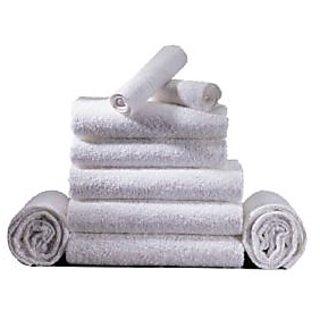 Valtellina 100% cotton set of 7 bath towel & 1 hand towel(BTL-007_HTL_001)