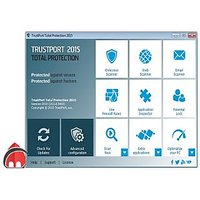 trustport Total Protection 3 user 2015