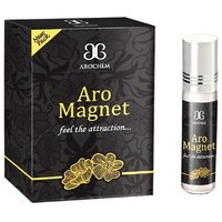 Arochem Aro Magnet Attar - Long Lasting Fragrance (Set of 1)