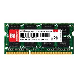 SIMMTRONICS-Laptop-RAM-DDR3-8-GB-1600Mhz