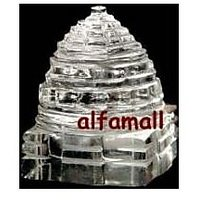 Original Quartz Crystal Shree Yantra 7 To 10 Gm
