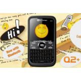 MICROMAX Q2+ QWERTY DUAL SIM CAMERA BLUETOOTH FM GSM PHONE