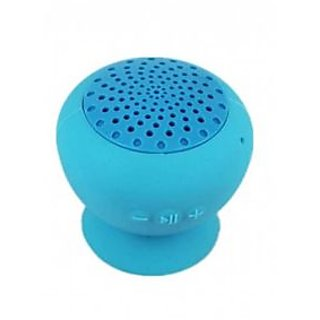 Techno1Solution-Mushroom-Bluetooth-Speaker-Blue