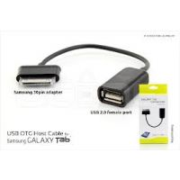 USB OTG CABLE / PENDRIVE READING CABLE / FOR SAMSUNG GALAXY TAB 2 P 3100 P3110 P3113 P310