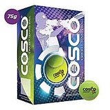 Cosco Cricket Tennis Balls - Pack of Six