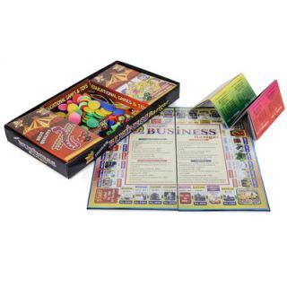 India Business Baazigar Board Game