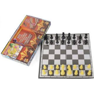 Royal Chess Board Game(magnetic)