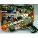 Musical Gun Super  Force Machine Gun