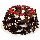 Five Star Black Forest Cake-1 Kg