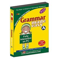 Grammar Made Easy-A (Age Group 4-7 Years)