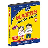 Maths Made Easy-A (Age Group : 4-7 Years)