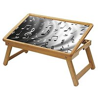 Multipurpose Foldable Wooden Study Table (203)
