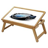 Multipurpose Foldable Wooden Study Table (220)