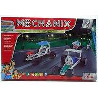 New & Latest Original Metal Mechanix 1 Engineering Set 128 Pieces For Creative Kids