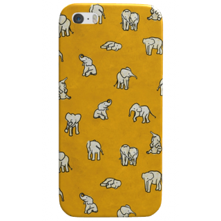 Astrode Indian Elephants iPhone 5/5S Case