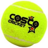 Cosco Cricket Tennis Ball - Set of 6 Balls