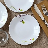 Corelle India Collection Royal Sequins Dinner Plate