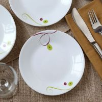 Corelle India Collection Royal Sequins Medium Plate