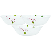 Corelle India Collection Royal Sequins Serving Bowl (1 Ltr)