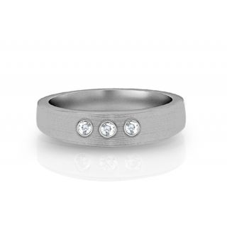 Fain Silver Ring