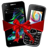 Zync Cloud Z401 Android Mobile Phone  With Amazing X107 Combo Offer