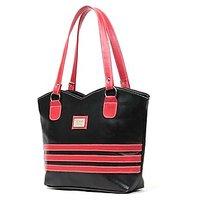 Faminine Women Handbag(Black)