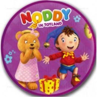 Noddy Circle Shaped Cushion  Noddy & Tessie Bear