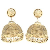 GoldNera Jhumkis For Women