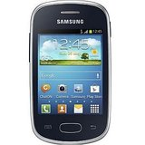 Samsung Galaxy Star S5282 (Black) available at ShopClues for Rs.4999