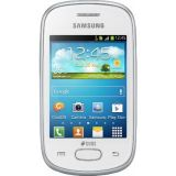 Samsung Galaxy Star S5282 (Ceramic White) available at ShopClues for Rs.5410