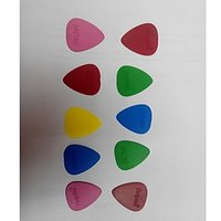 Guitar Pics Set Of 10 Pics (plectrums)