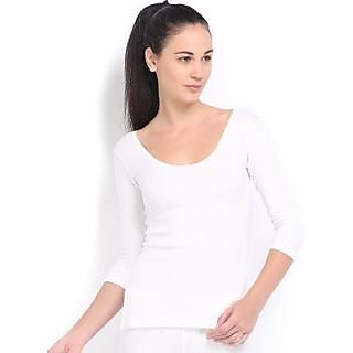 Oswal Ladies White Top