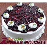 Blue Berry Regular Cake