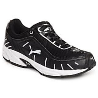 Puma Men Bogatie Black Sports Shoes