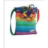 Use Me Rainbow Daisy Multicolor Sling Bags