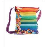 Use Me Maha Rainbow Multicolor Sling Bags