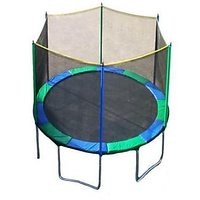 Kamachi Big 10 FT.Trampoline With Safety Net