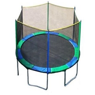Kamachi Big 12 ft.Trampoline With Safety Net
