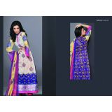 Embroidered Islamic Art Designer Suits Fariha Fab